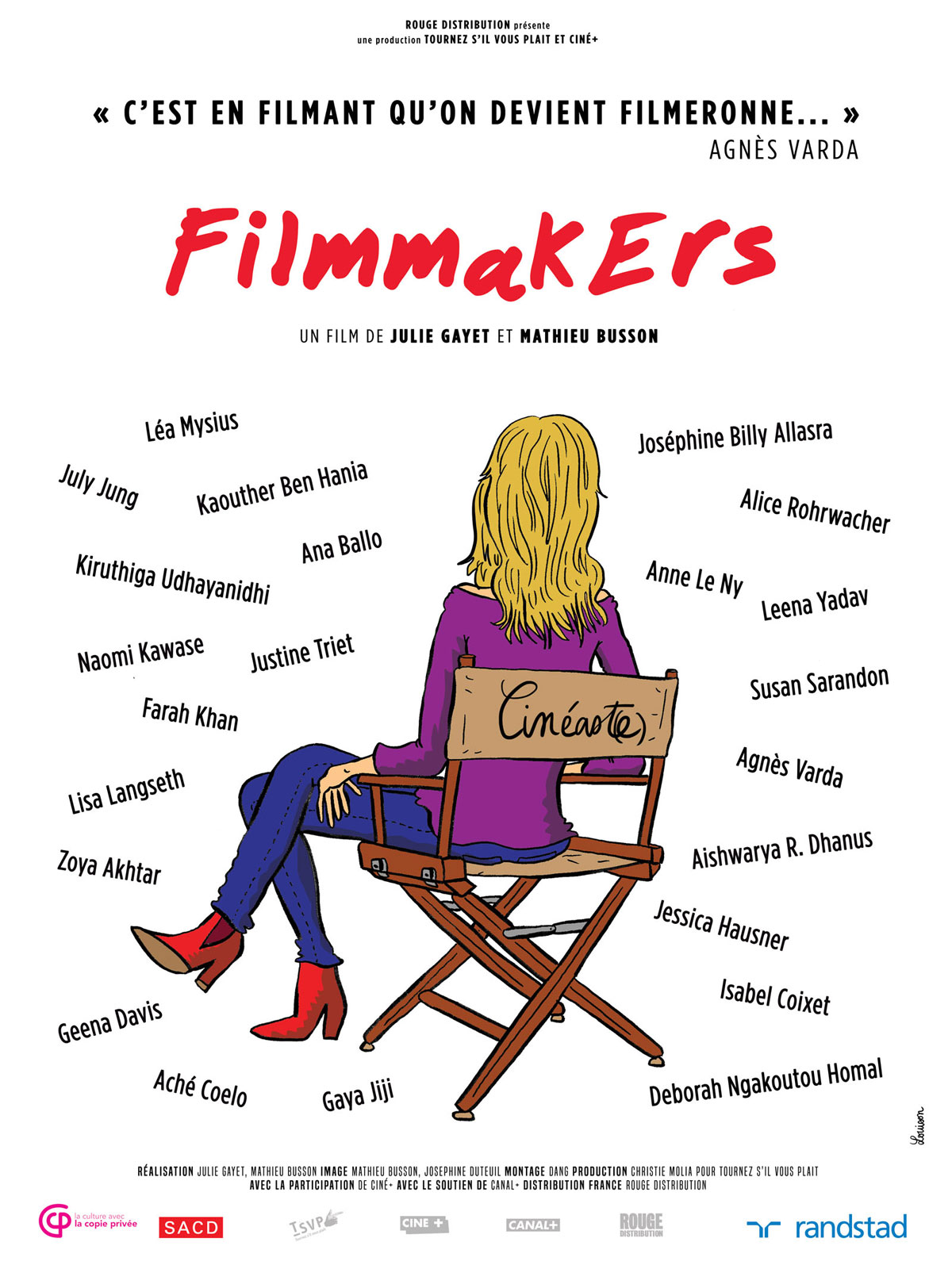 filmmakers-documentaire-julie-gayet-projection-rennes