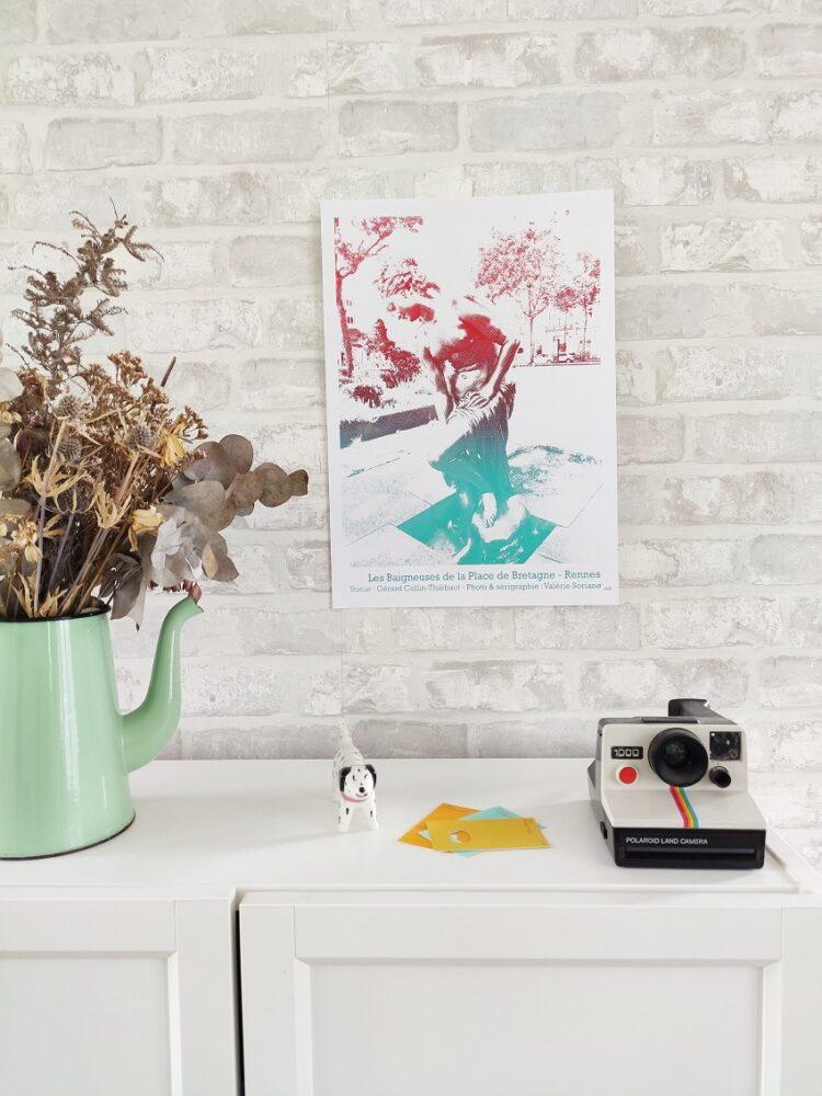 affiche-serigraphie-rennes-les-baigneuses